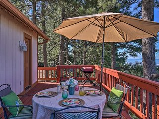Running Springs Cabin w/ Deck & Mtn. Views!