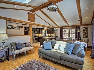 NEW! Bartlett Home Under 1 Mi to Attitash Mtn Lift