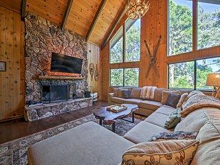Remodeled Lake Arrowhead Mountain House w/ Deck!