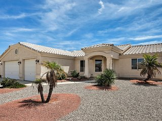 Lake Havasu City Home w/ Pool, Hot Tub & Mtn Views