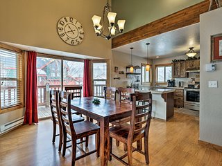 NEW! Silverthorne Home w/Deck, 4 Mi to Lake Dillon