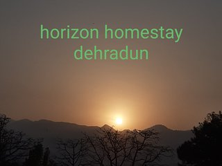 Horizon Homestay- Panorama (Executive Queen room- garden and valley view- AC)
