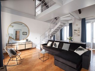Turchese - beautiful, large 3 bedroom apartment in Brera