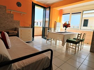 Holiday house Calipso in Torre Dell'Orso in residences with games area and swim