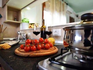 Appartamento ideale per una vacanza in Famiglia