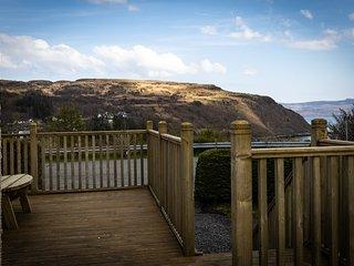 Skye Bay in the heart of Portree