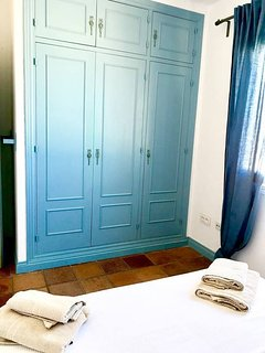 Dormitorio principal--armario