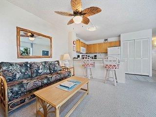 Alii Villas 340 Gorgeous Top floor Condo. Wifi! Great price!