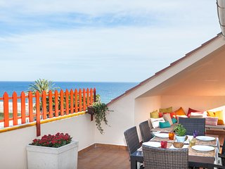 SUN BEACH DUPLEX PENTHOUSE  - Attic large terrace with barbecue and incredible