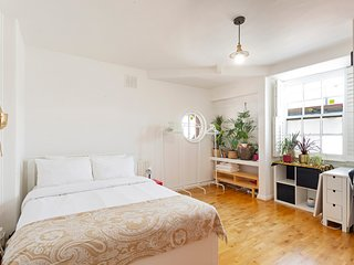 Spacious Studio Apartment with Dining area near Westminster