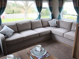 Platinum 4 berth Static Holiday Home at Beverley Bay, Paignton, Devon