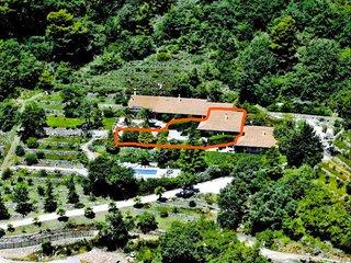 Nizza, Le Domaine de la Cote d`Azur - Mittleres Haus