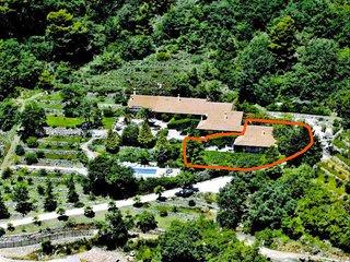 Nizza, Le Domaine de la Cote d`Azur - Unteres Haus