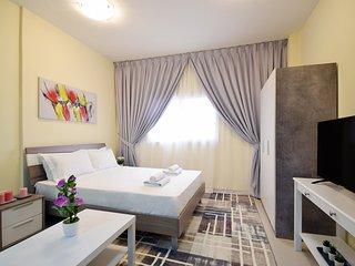 Lovely Studio Apartment Dubai Silicon Oasis
