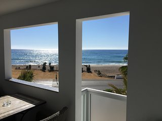 1st Floor ST Twin Beds  Mojacar Spain Beachfront Apartments 20m from beach