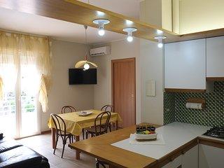 Appartamento a 100 mt dalla spiaggia (con aria condizionata)