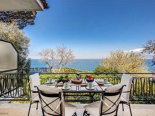 Villa Donna Elisa - Beautiful Apartment in Wonderful Villa Sorrento Center, Seaf