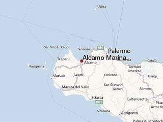 Casa vacanze la Catena a 500 mt dalla spiaggia di Alcamo marina in Sicilia