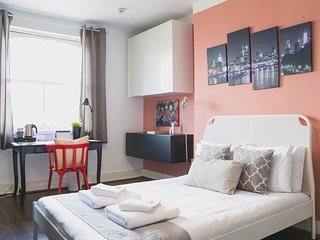 Colourful & Quirky Studio in Shoreditch - Liverpool Street (17)