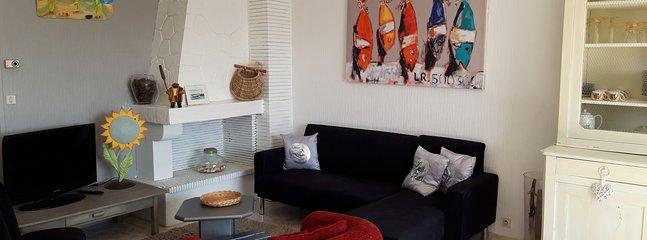 'Le Repos du Pirate' Appartement 5 personnes a La Cotiniere