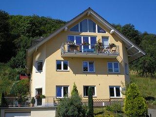 Ahrtal Vier Sterne Ferienwohnungen Alexandra Weiler Maisonette Panorama