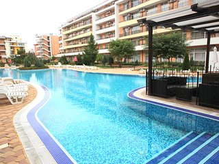 Grand Kamelia G 3.8 - Comfortable 1-bedroom apartment with balcony