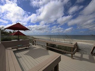 Direct Gulf View, Beach Condo on Manasota Key, FL