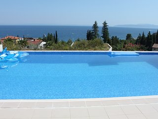 Exclusive Villa Calista in Opatija for 8 people