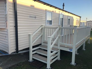 Spacious Holiday Caravan in Romney Sands