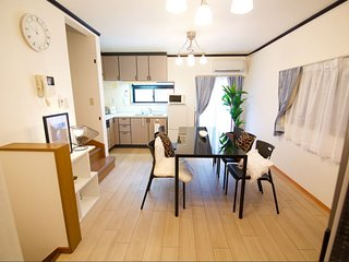93 / NEW!! 3-storey House between Yoyogi and Shinjyuku station/ Max 10ppl / WIFI