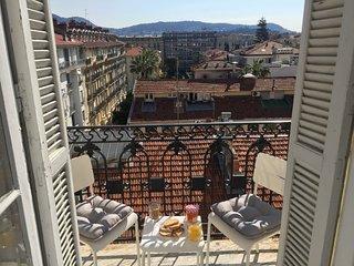 Shakespeare Studio with balcony