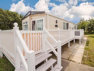 6 berth platinum home with decking at Manor park in Hunstanton ref 23210