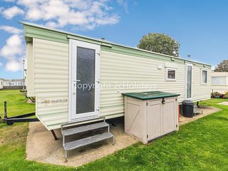 6 berth caravan at Green farm caravan park in Scratby, Great Yarmouth, Norfolk.