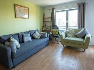 Homely 2BR flat in Northern Quarter (6 guests)