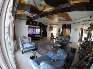 3 Bedroom beautiful Home in Vashi