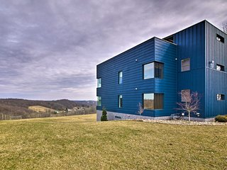 NEW-Millersburg Home w/Stunning Amish Country View