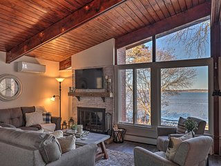 Renovated Cottage on Cayuga Lake Wine Trail