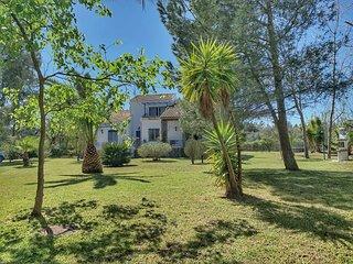 Villa Lefka - Stunning Seaside villa in Corfu with Private Lush Gardens