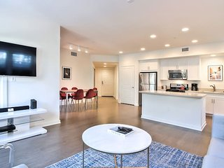 Stunning 2BR Urban Flat - Feels Like Home #SanJose
