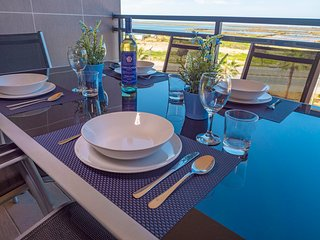 Stunning seaview apartment in Olhao, Algarve