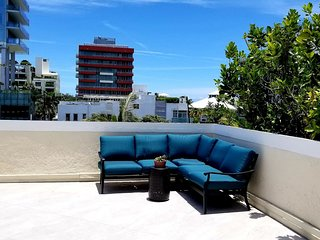 Miami Beach Brand New Penthouse/Private Balcony