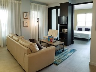 SOUTH BEACH CENTER 1 BR/1.5 BA BEAUTIFUL SUITE