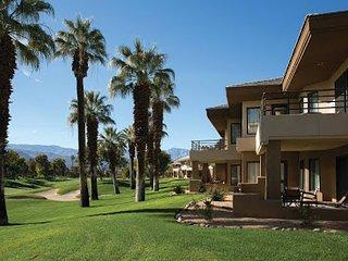 Studio for 4 in Marriott's desert spring villas