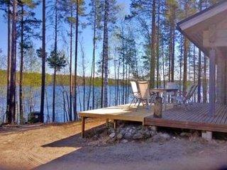 Hot pool cottage ainu