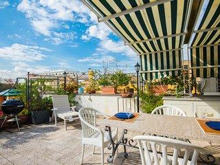 Opera Luxury Terrace Apartment