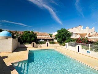 Maison de 52m2 pres de la plage et d'Aqualand avec acces piscine