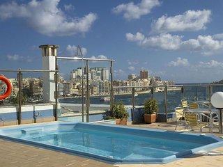 1 BDR Sea view suite 115