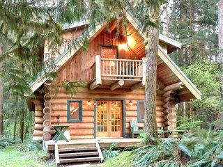 10SL Log Cabin at its Best!