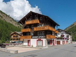 Chalet Alpenrösli