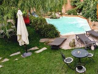 Nice studio with shared pool & Wifi